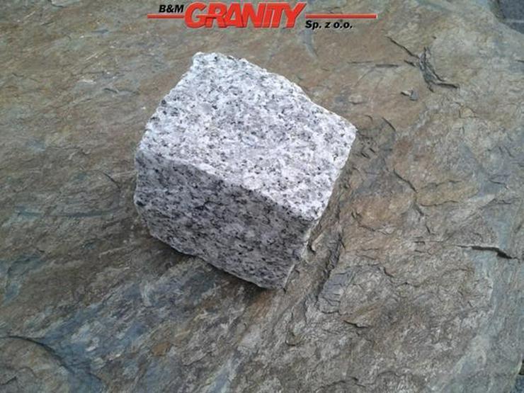Granit Pflastersteine Natursteinen - Weitere - Bild 1