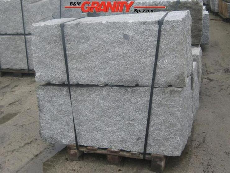 Bild 4: Granit Pflastersteine Natursteinen