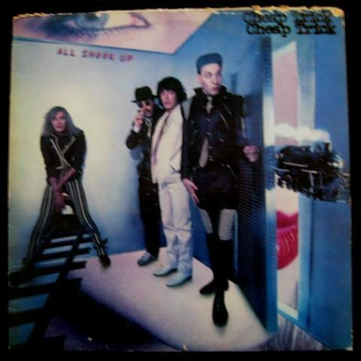 Cheap Trick - All Shook Up - LP, Vinyl -