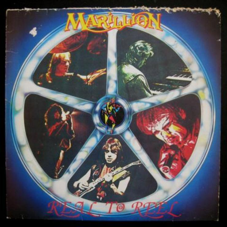 Marillion - Real To Reel - LP, Vinyl -
