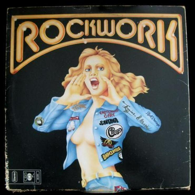Rockwork -(Various Artists)- Doppel-LP, Vinyl