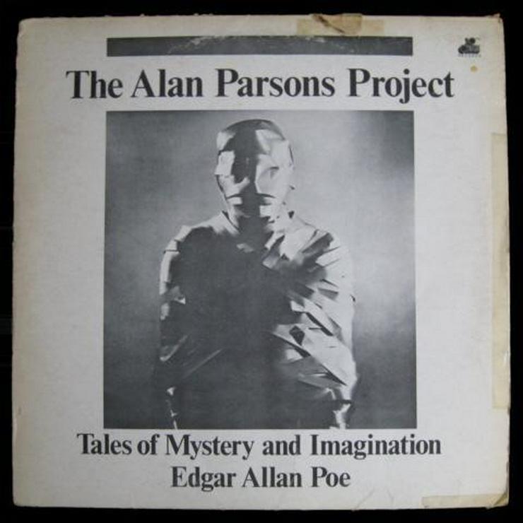 Alan Parsons -Tales Of.... Edgar Allan Poe - LP