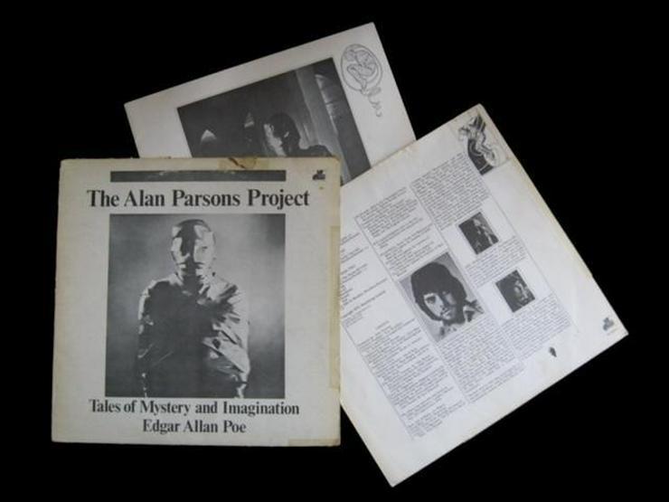 Bild 4: Alan Parsons -Tales Of.... Edgar Allan Poe - LP
