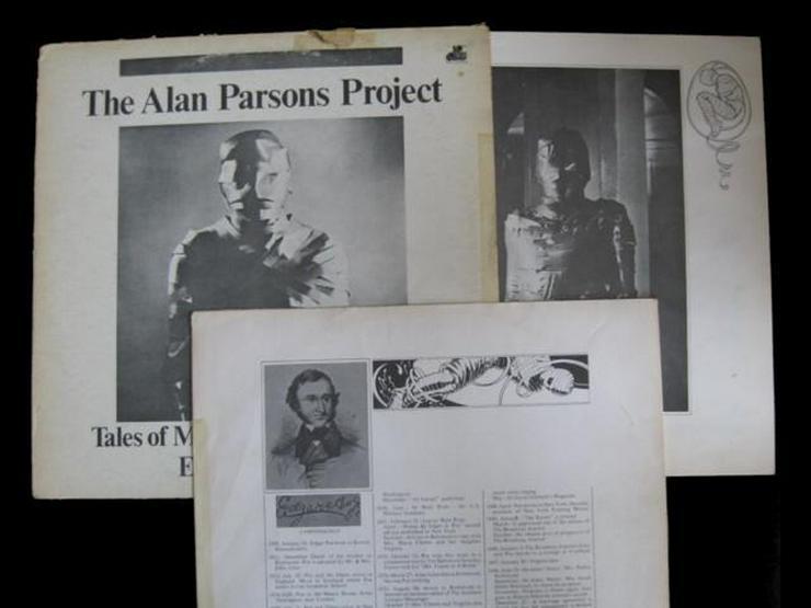 Bild 5: Alan Parsons -Tales Of.... Edgar Allan Poe - LP