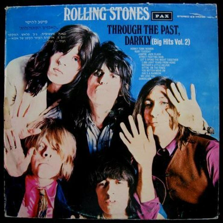 Rolling Stones - Through The Past Darkly (PAX)