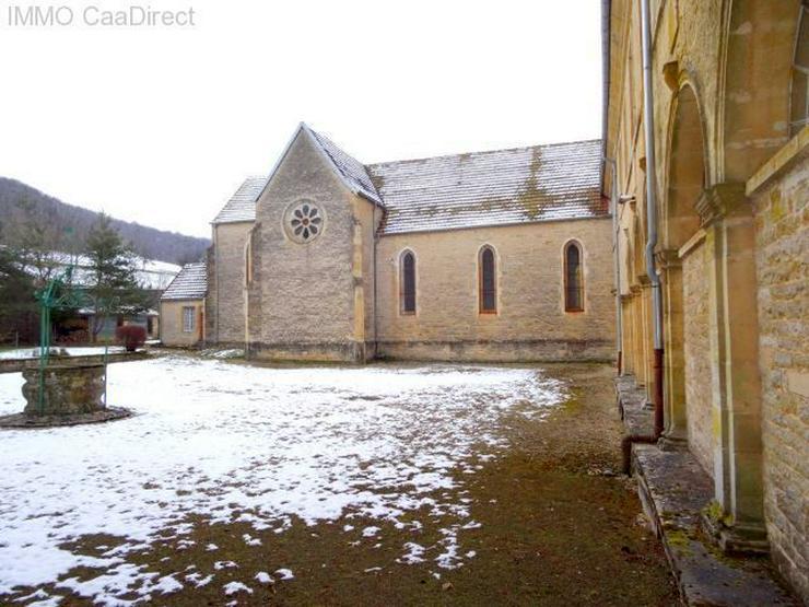 Bild 6: Ehemaliges Kloster in den Vogesen, 130 Km von Basel