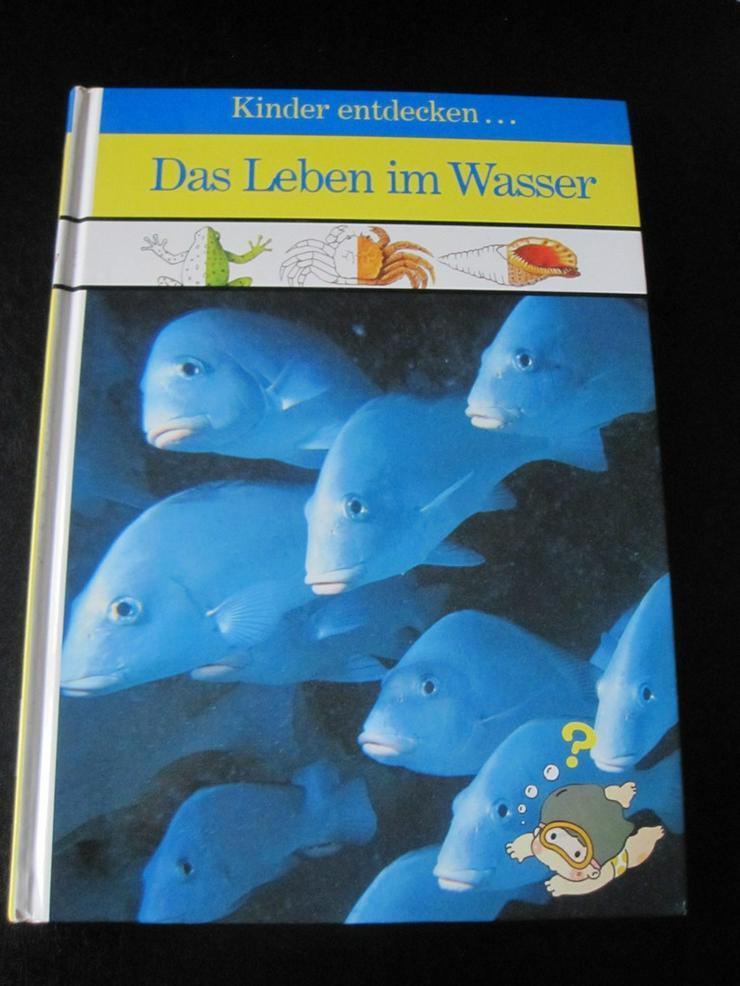 Kinder entdecken ... Das Leben im Wasser