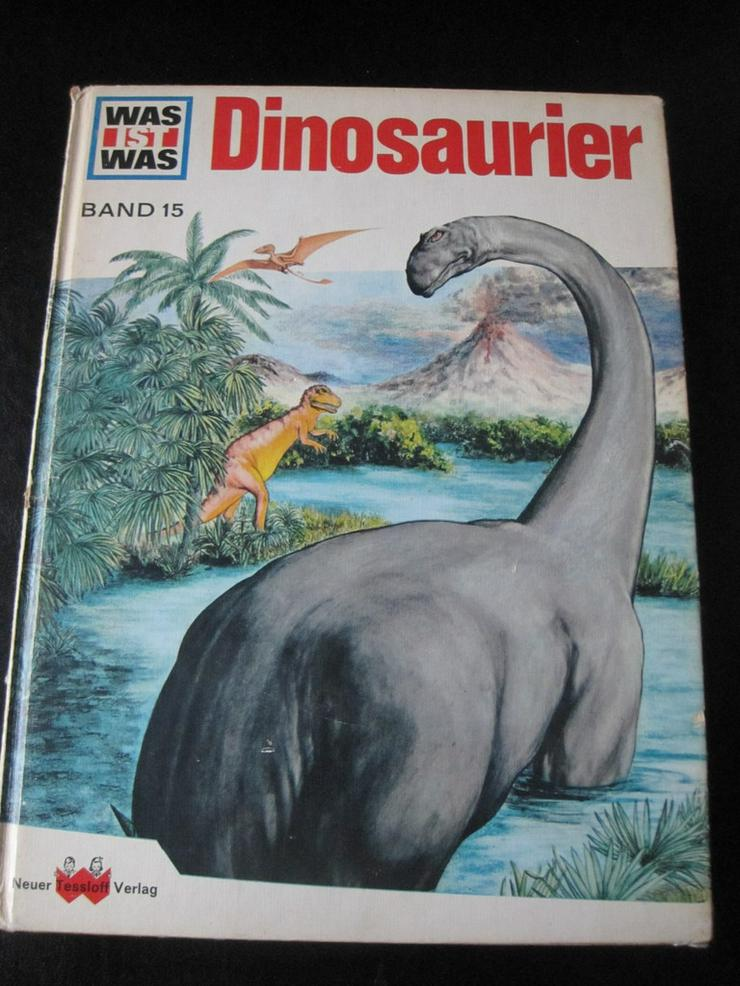 WAS IST WAS Band 015: Dinosaurier
