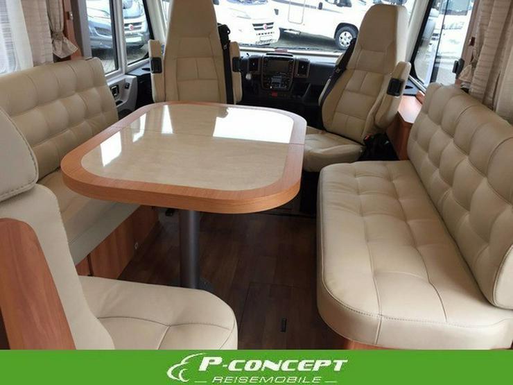 Bild 3: HYMER-ERIBA B- Klasse 878 SL Autom. 2 x Klima, ACS Power Pak