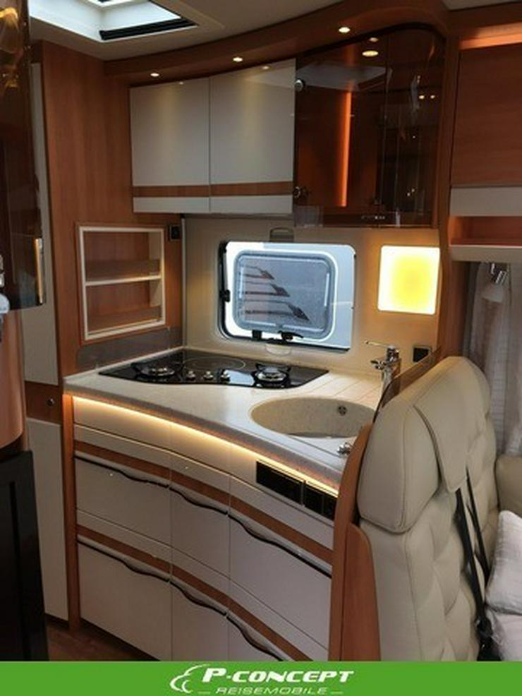 Bild 13: HYMER-ERIBA B- Klasse 878 SL Autom. 2 x Klima, ACS Power Pak