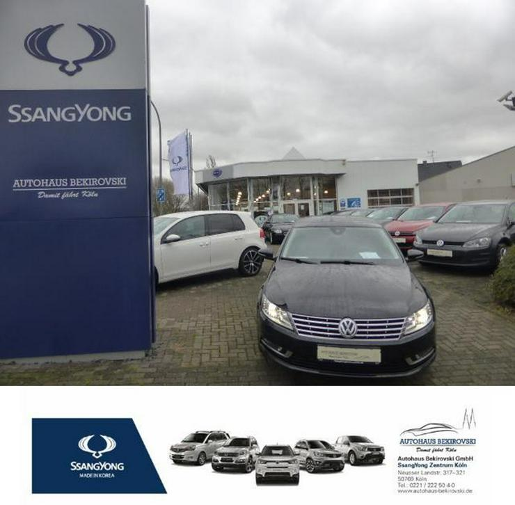 VW CC 2.0 TDI BMT DSG Navi/Schiebedach/18'Alu/R.Kamera/Massage/WKR