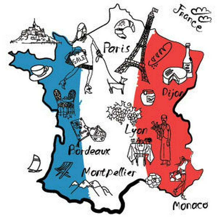 Französischkurse für 6-15 Jährige in den Ferien