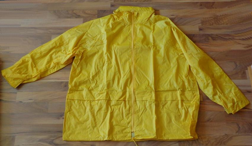 CRAFTLAND Regenjacke ,M, gelb ,Neuware - Größen 48-50 / M - Bild 1