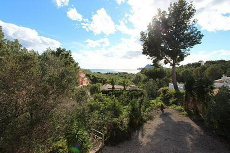 Bild 3: Villa mit traumhaftem Meerblick in sehr schöner Lage bei Altea