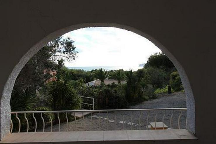 Bild 6: Villa mit traumhaftem Meerblick in sehr schöner Lage bei Altea