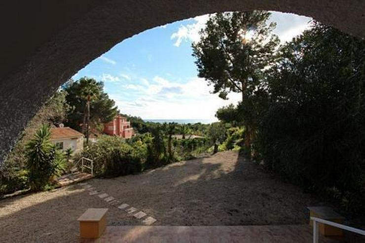 Bild 4: Villa mit traumhaftem Meerblick in sehr schöner Lage bei Altea