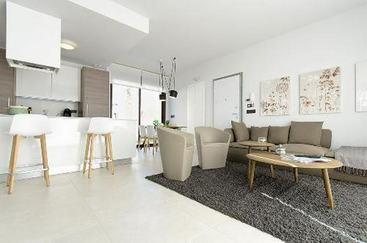Moderne 4-Zimmer-Villen mit Gemeinschaftspool in wunderschöner Golfanlage - Haus kaufen - Bild 3
