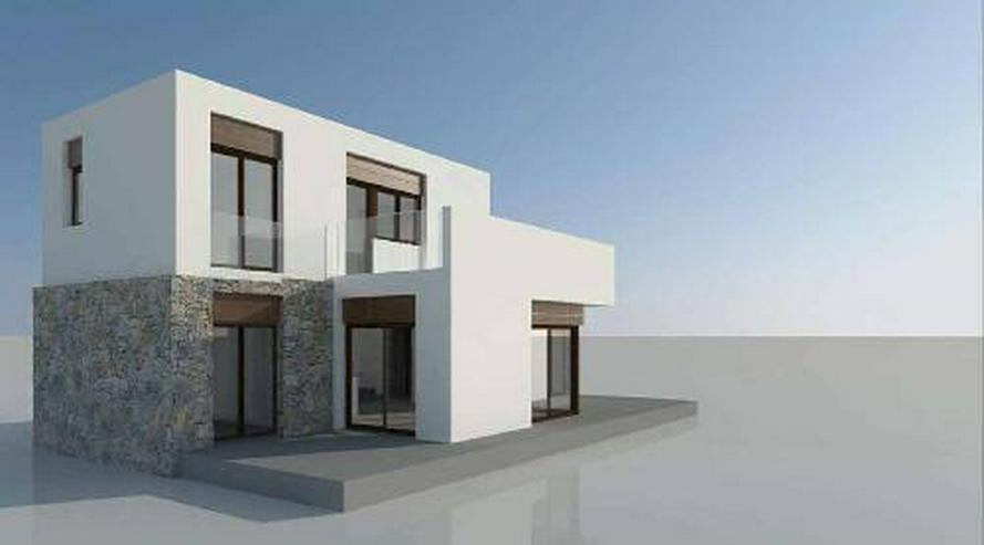 Bild 2: Moderne 4-Zimmer-Villen mit Gemeinschaftspool in wunderschöner Golfanlage