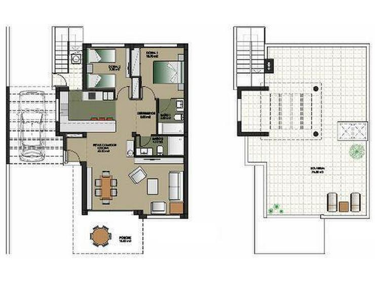Bild 3: Exklusive Villen mit 2 oder 3 Schlafzimmern, Meerblick und mit Privatpool