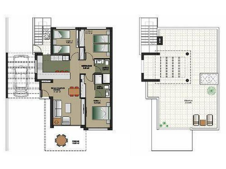 Bild 2: Exklusive Villen mit 2 oder 3 Schlafzimmern, Meerblick und mit Privatpool