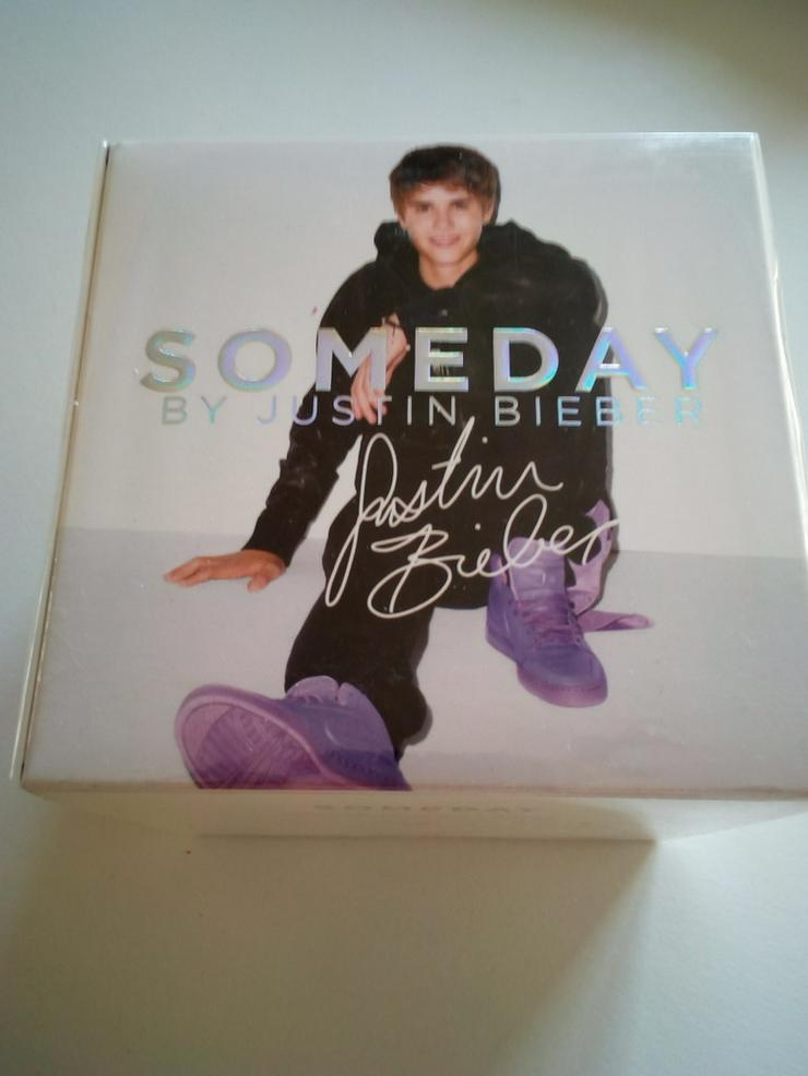 Justin Bieber Someday Parfüm OVP