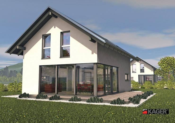 Fertighaus Eigenheim Ausbauhaus mit Kager Haus in Wilnsdorf auf ...