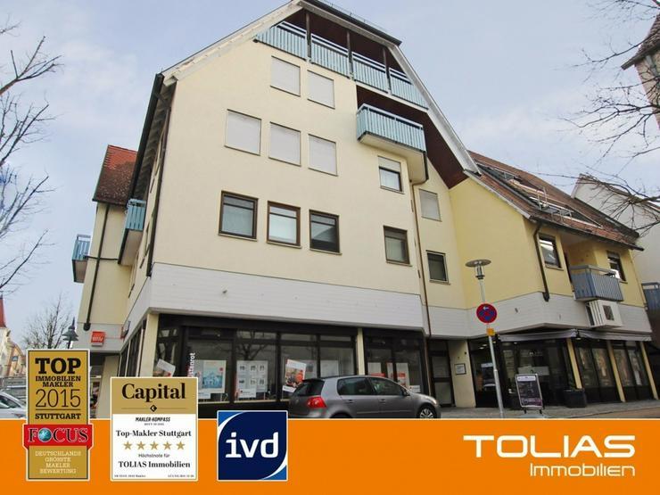 Ideal für Singles und Kapitalanleger - Zentrale Wohnung mit Balkon und TG-Stellplatz - Wohnung kaufen - Bild 1