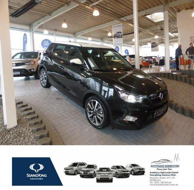 SSANGYONG Tivoli 1.6 e-XDi 4WD AT Spezial Edition Sapphire BI-Color-Navi - Tivoli - Bild 1