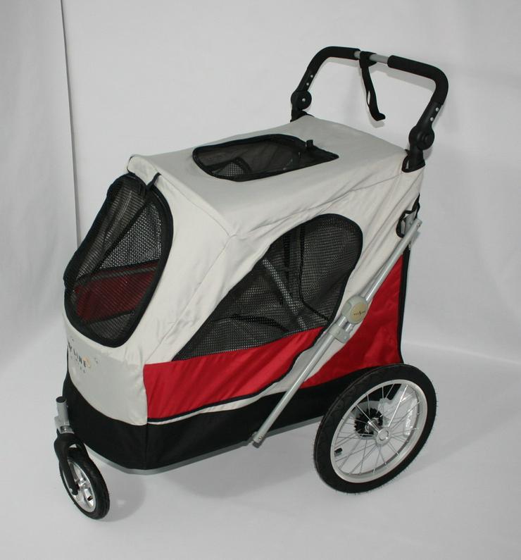 Hundekinderwagen Aventura XL 105 x 70 x 112 c - Transport - Bild 1