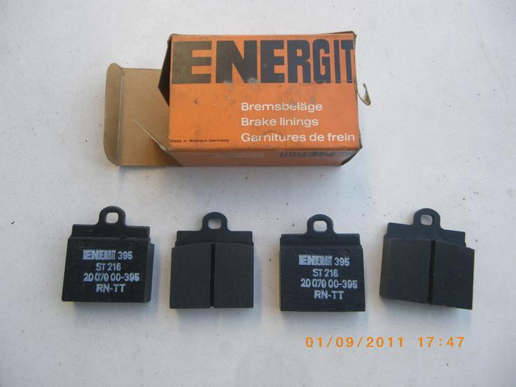 ENERGIT VOLKSWAGEN Belagsatz ST 216 WVA 20070