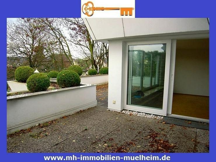 Bild 6: *** ÜBER DEN DÄCHERN VON MÜLHEIM *** Schicke 2 Zimmer Wohnung mit Riesen-Terrasse!!