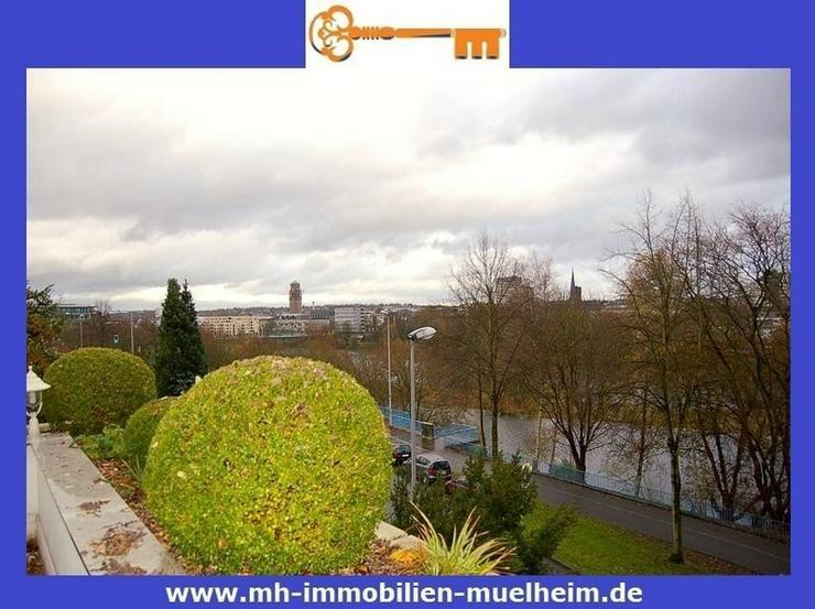 Bild 3: *** ÜBER DEN DÄCHERN VON MÜLHEIM *** Schicke 2 Zimmer Wohnung mit Riesen-Terrasse!!
