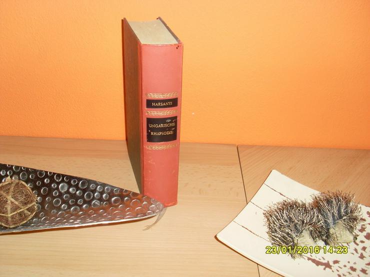 Bild 4: Geliebt, Gejagt und Unvergessen Romanbuch