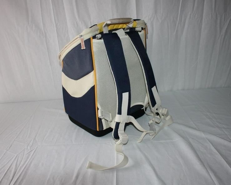 Bild 2: Hunde Trolley Pet Bag blau 33 x 23,5 x 41 cm