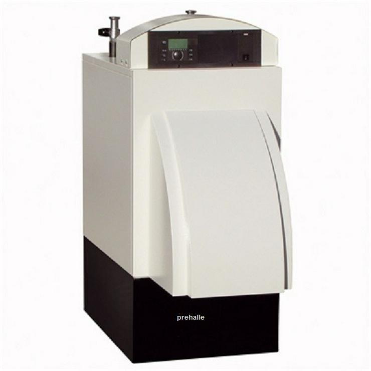 Öl Brennwert Heizung: 21 - 27 kW. Mit Regelung.