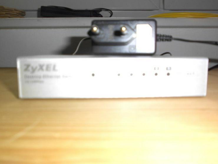 Neues Desktop Ethernet Switch von ZyXEL