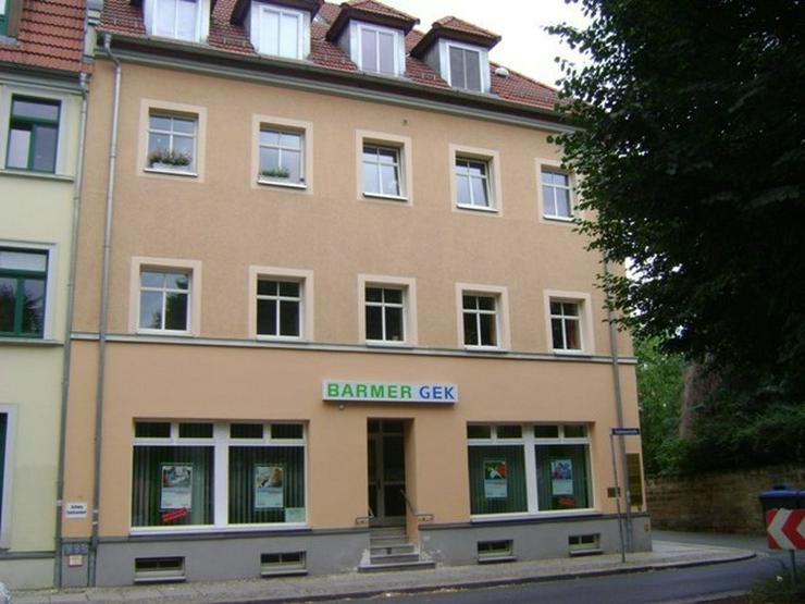 Zentral gelegene 1-Raum-Wohnung mit Balkon!