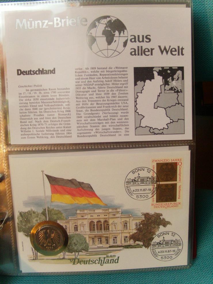 Bild 4: Münzbriefe