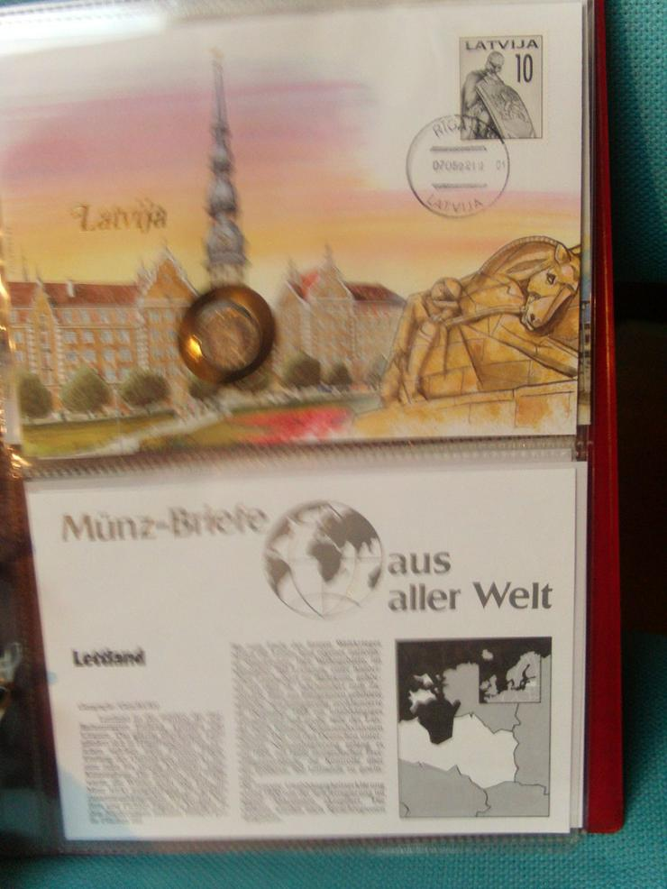 Bild 6: Münzbriefe