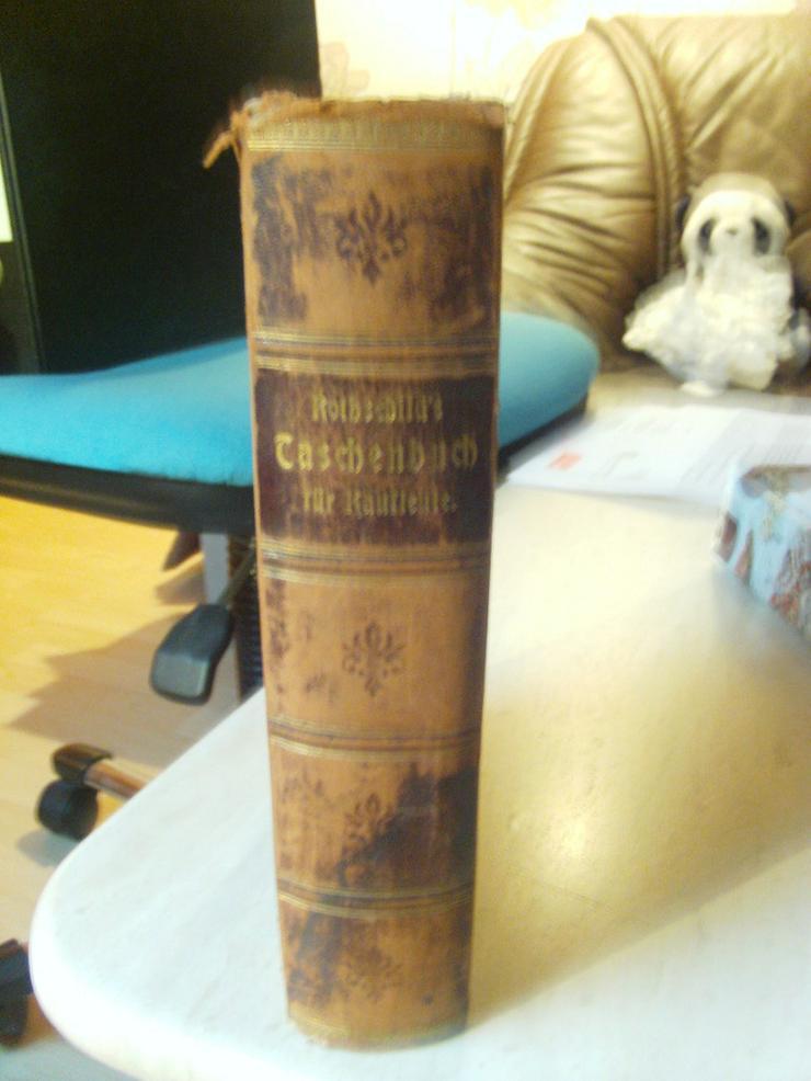 Rothschild's Taschenbuch für Kaufleute - Bücher & Zeitungen - Bild 1