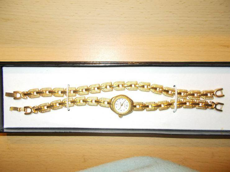 Uhr und passendes Armband