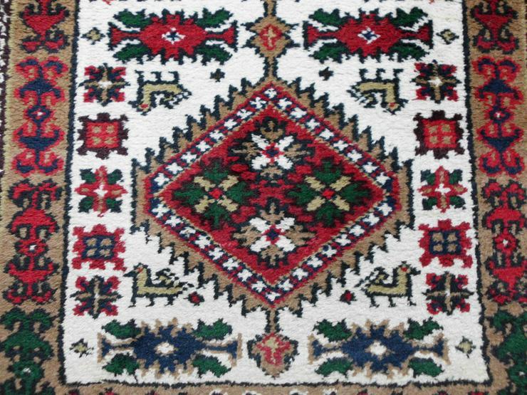Bild 6: Heller Teppich 140 x 73 cm