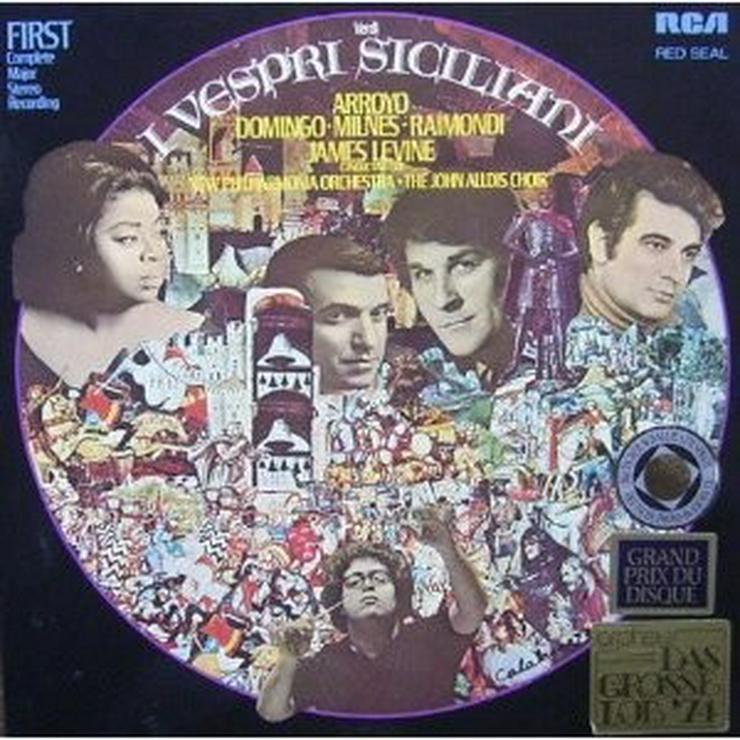 I Vespri Siciliani - Oper von Giuseppe Verdi
