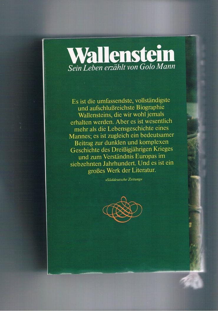 Bild 2: Wallenstein ? Sein Leben erzählt von Golo Mann