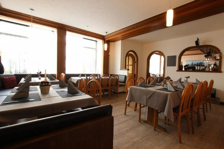 Bild 5: Top-gepflegtes Restaurant mit Wohnung, im Zentrum von S-Plieningen.