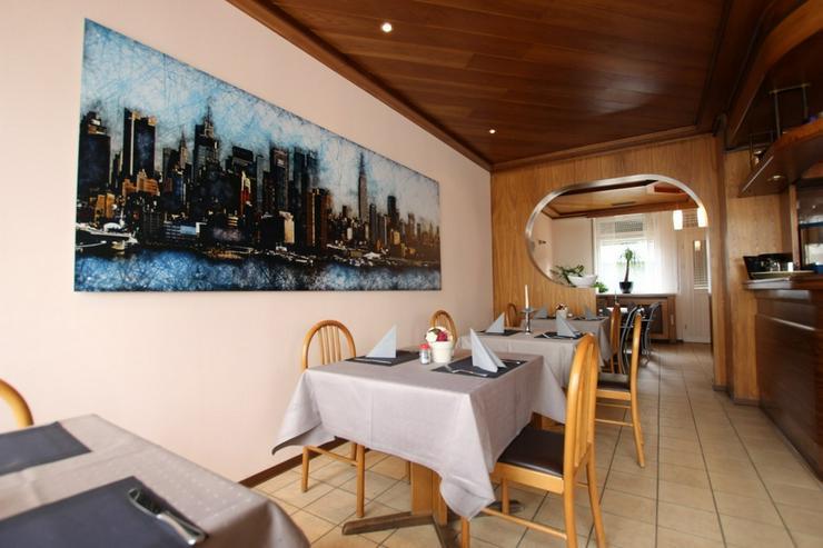 Bild 3: Top-gepflegtes Restaurant mit Wohnung, im Zentrum von S-Plieningen.