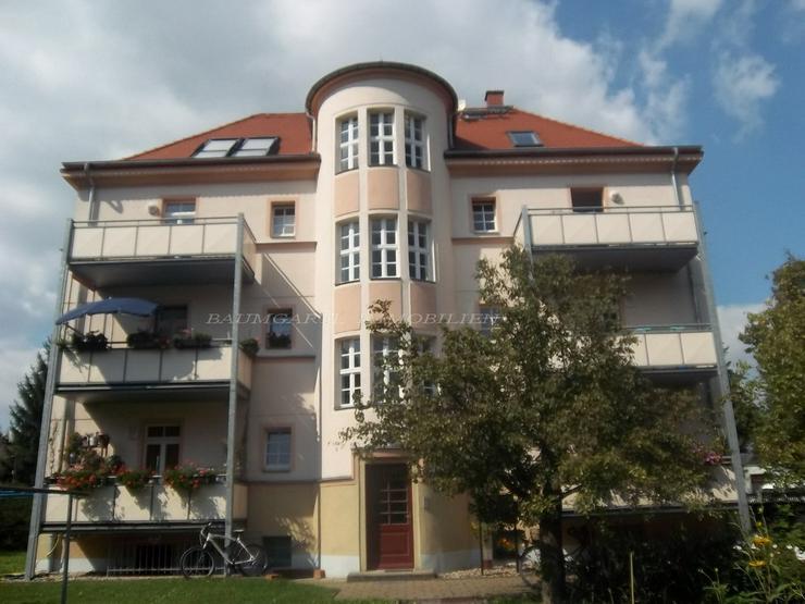 Bild 2: KAPITALANLAGE Dresden-Niedersedlitz eine 3 Zimmerwohnung mit Balkon im Erdgechoss