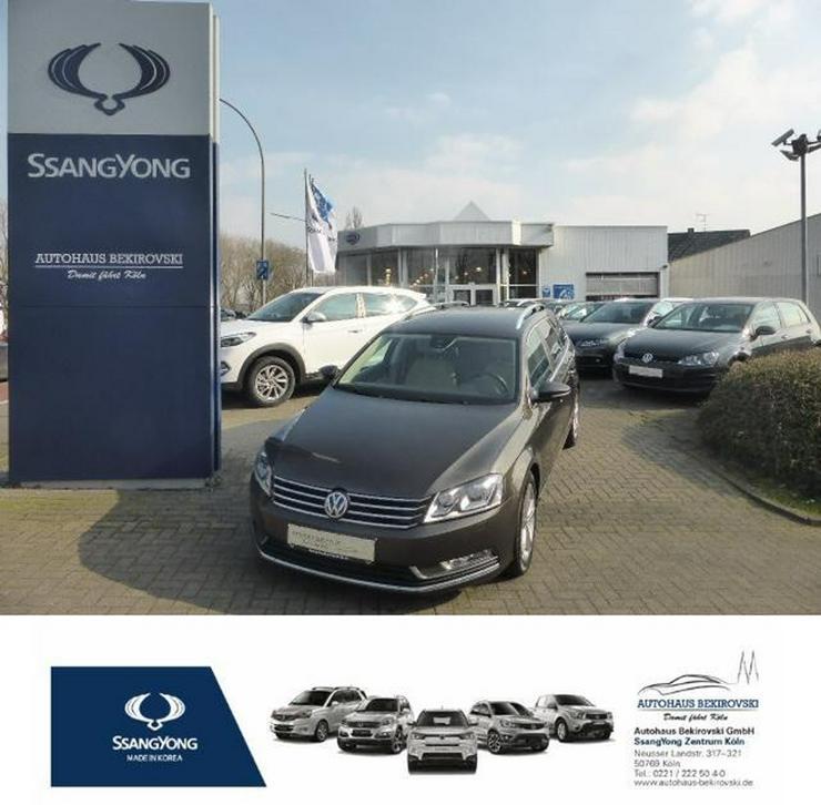 VW Passat Variant 2.0 TDI DSG BMT Comf.*Xenon*Navi*Standheizung