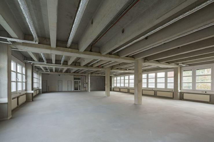 Bild 2: GROßE BÜROFLÄCHE ZUM AUSBAU MIT MODERNEN SANITÄRANLAGEN AB 4,95 EUR/m²