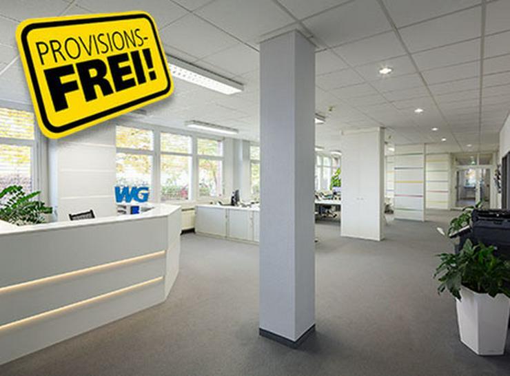 RENOVIERTE BÜROABTEILUNG MIT 15 EINHEITEN INKL. TEEKÜCHE AB 6,80 EUR/m² - Gewerbeimmobilie mieten - Bild 1